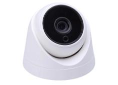Купольная  IP видеокамера, 3.0Мп, f=2.8мм, POE,микрофон