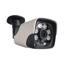 Уличная IP видеокамера, 5.0Мп, f=2.8мм, POE,микрофон