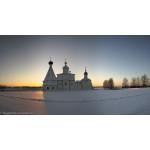 Видеонаблюдение Ферапонтов монастырь