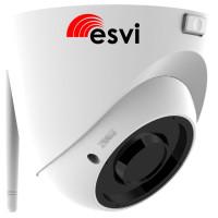 EVC-DQ-S20W (BV) купольная уличная Wi-Fi видеокамера, 2.0Мп, f=2.8-12мм, SD