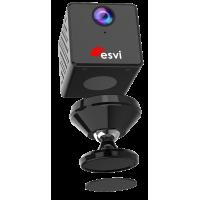 Внутренняя миниатюрная WIFI IP видеокамера ESVI EVC-WIFI-ES23, f=3,2мм, 1080p