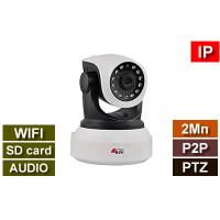 Внутренняя WIFI IP видеокамера ESVI EVC-WIFI-ES21,FULL HD, 1080p